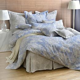 英國Abelia《蘭陵世紀》加大純棉五件式被套床罩組