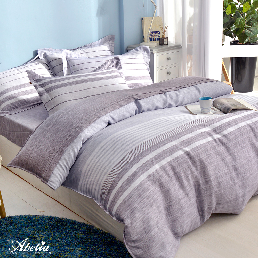 英國Abelia《貝德爾》雙人天絲木漿兩用被床包組