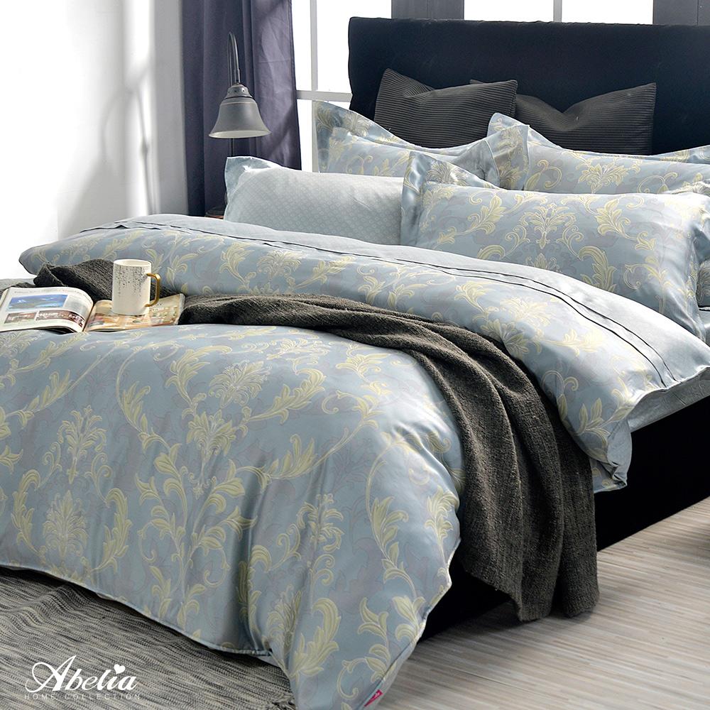 英國Abelia《巴菲印象》特大天絲木漿兩用被床包組