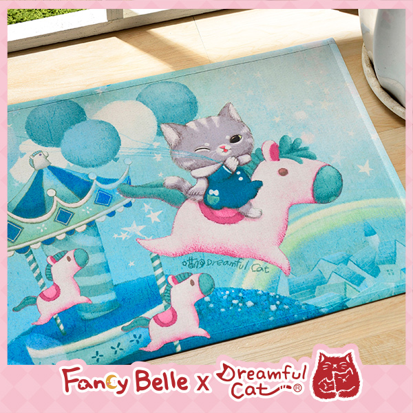 Fancy Belle,地墊,DreamfulCat
