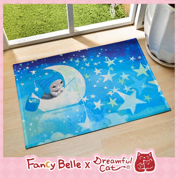 Fancy Belle,地墊,DreamfulCat