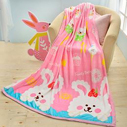 義大利Fancy Belle 雪芙絨毯150*200CM-甜點樂園