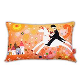 義大利Fancy Belle X Malis 數位午安抱枕 42*26CM-溫暖的夢鄉