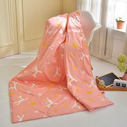 義大利Fancy Belle X Malis《小飛馬》純棉吸濕透氣涼被MIT