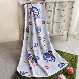 義大利Fancy Belle《可愛航海王》色坊針織兒童涼被(100*140CM)