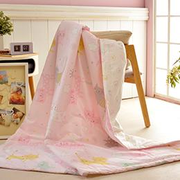 義大利Fancy Belle《俏皮貓咪兒》純棉涼被(5x6.5尺)