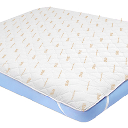 義大利La Belle 加大防蹣抗菌平面式保潔墊-經典純色
