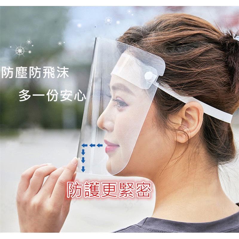 防疫防護面罩