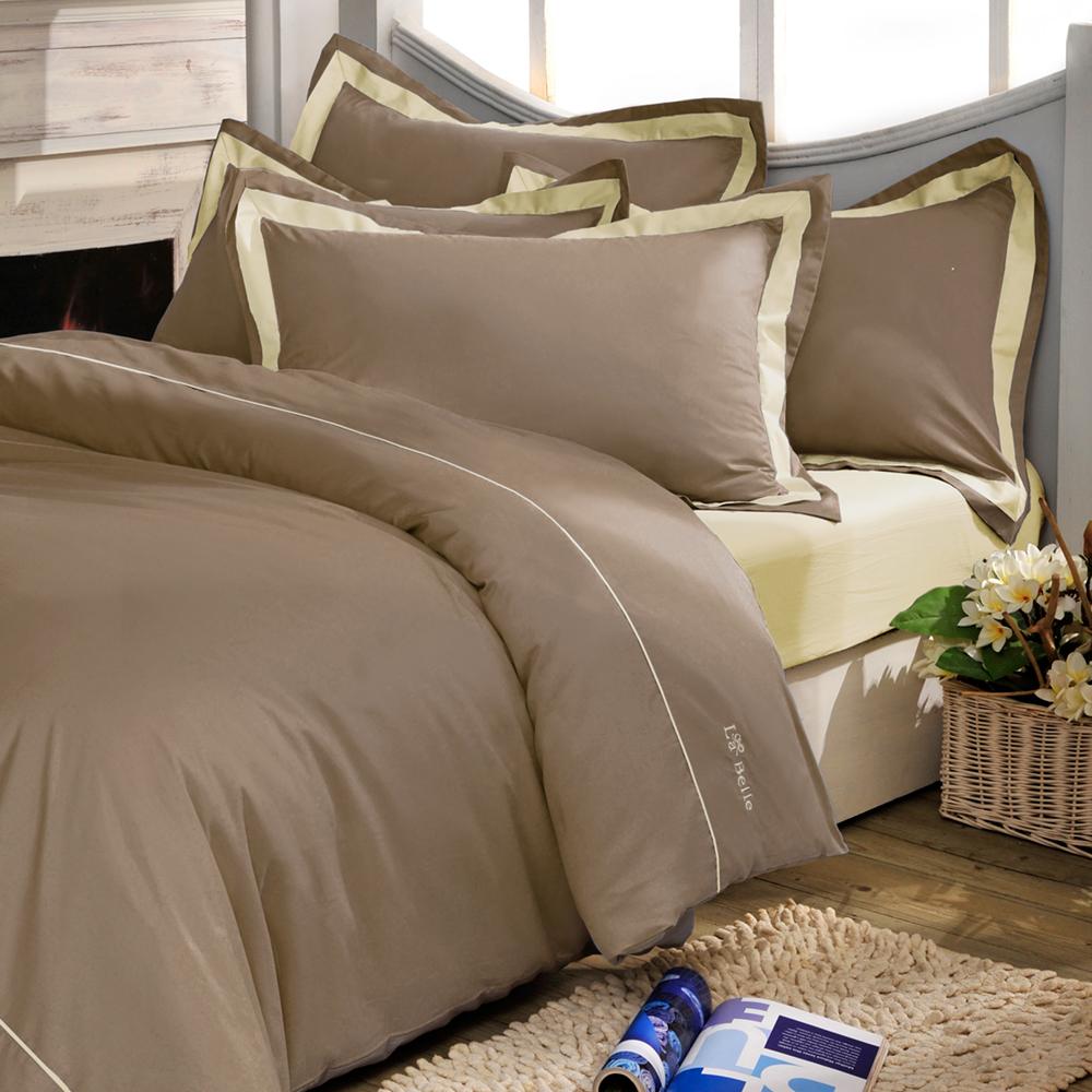 義大利La Belle 加大個性混搭被套床包組