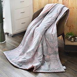 義大利La Belle《伊莎貝拉》純棉吸濕透氣涼被(5x6.5尺)