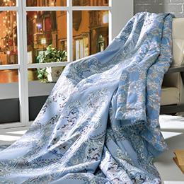義大利La Belle《塞納典藏》純棉涼被(5x6.5尺)