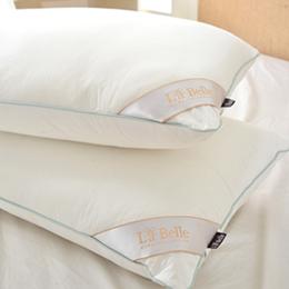 義大利La Belle《透氣舒眠感溫天竹枕》