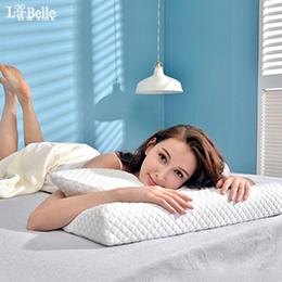 義大利La Belle《凝膠高密度3D護頸蝶型工學記憶枕》