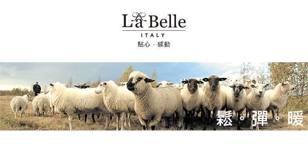 特賣《義大利La Belle》雙人冬被/100紐西蘭羊毛防蹣抗菌緹花(BLQ17558AD)